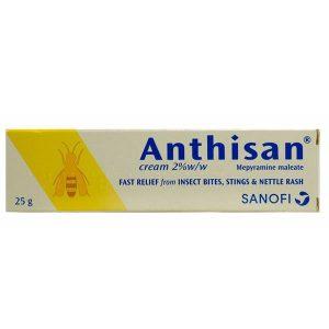 ANTHISAN 2% CREAM