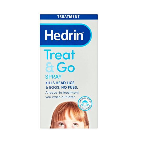 HEDRIN TREAT & GO  60ML