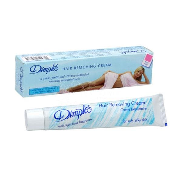 DIMPLES HAIR REMOVING CREAM
