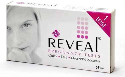 REVEAL PREGNANCY TEST 1 TEST