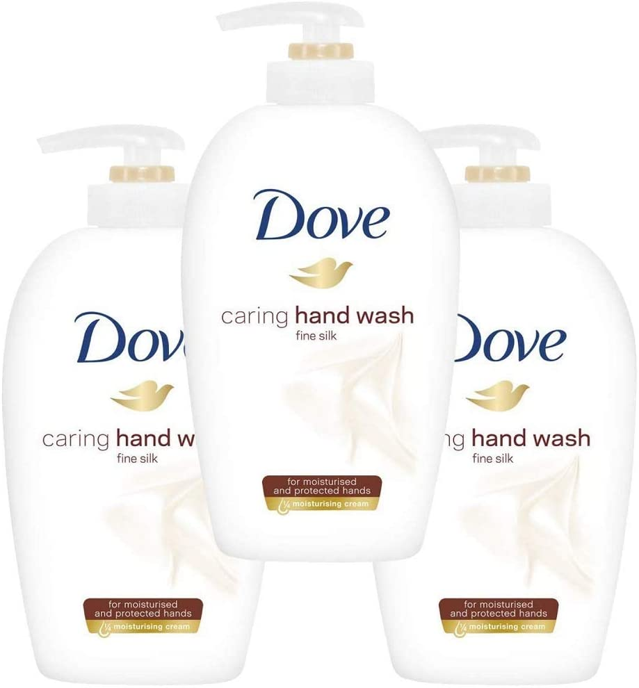 DOVE HAND WASH 3FOR€5.00