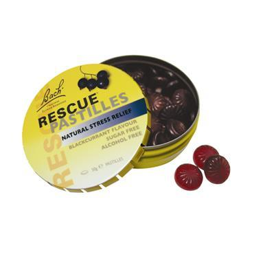 BACH RESCUE REMEDY BLACKCURRANT PAST