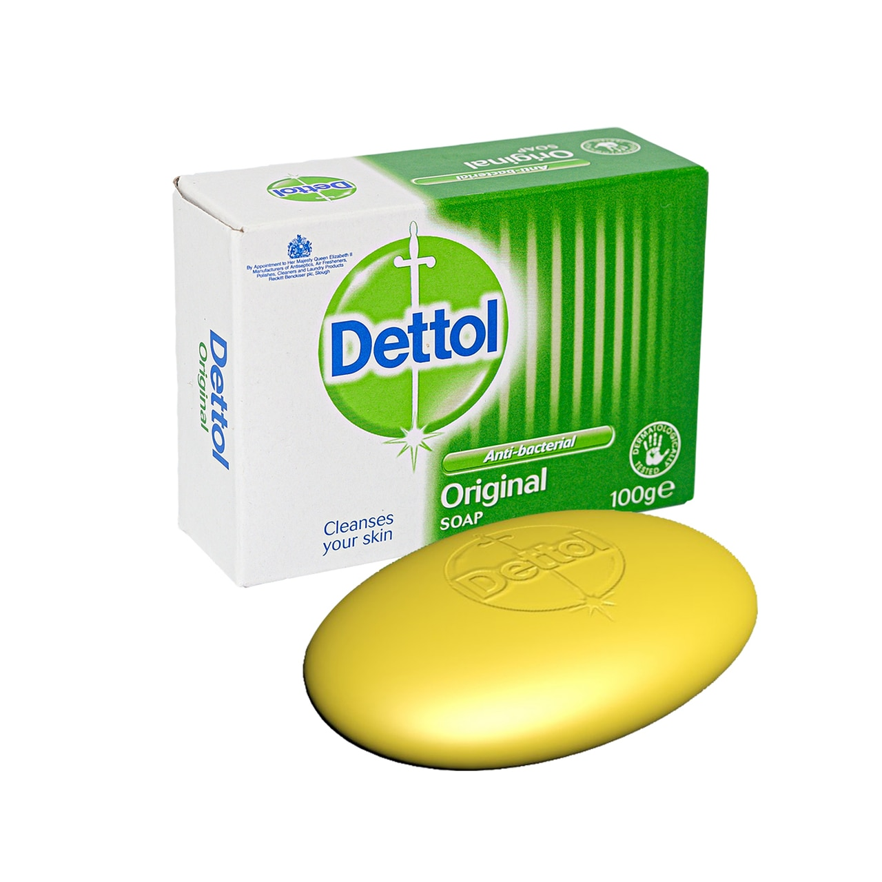 DETTOL ANTI BACTERIAL ORIGINAL SOAP TWIN