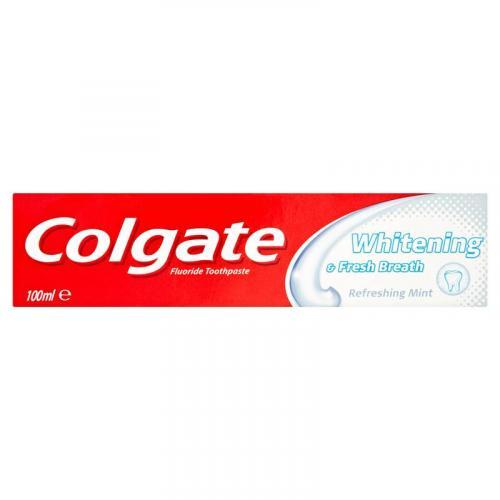 COLGATE WHITENING & FRESH BREATH T/P
