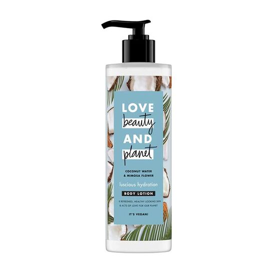 LOVE BEAUTY AND PLANET BODY LOTION