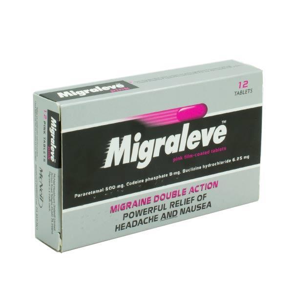 MIGRALEVE FC TABS PINK