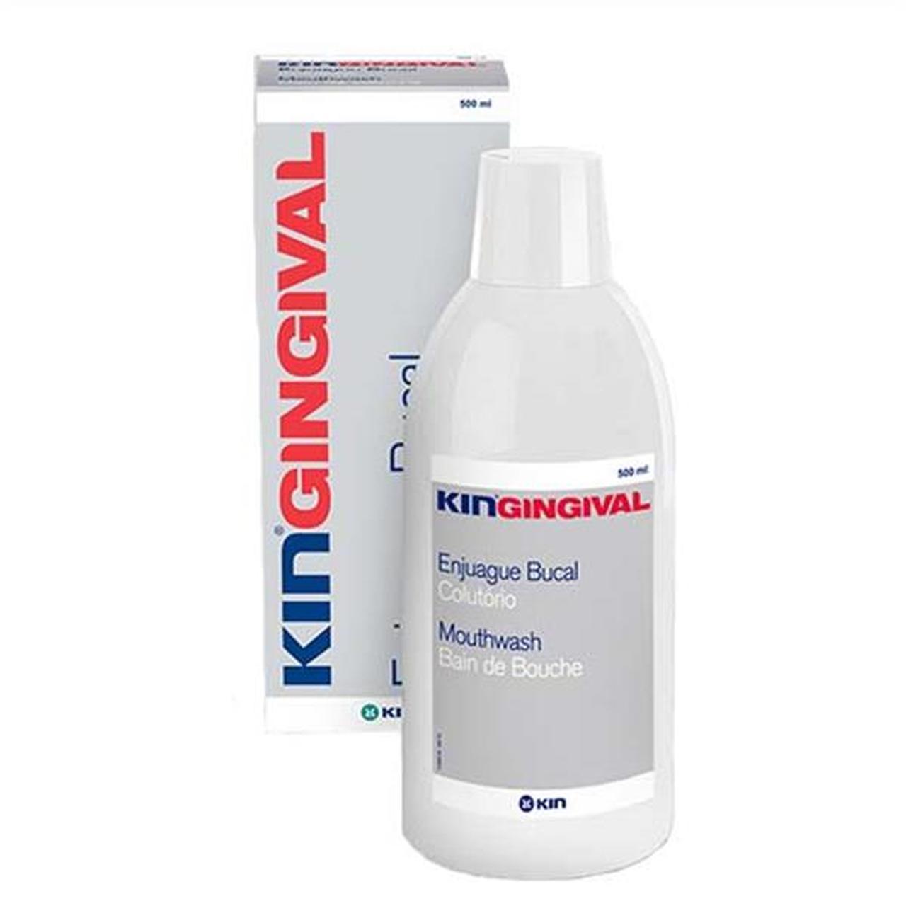 KIN GINGIVAL MOUTHWASH