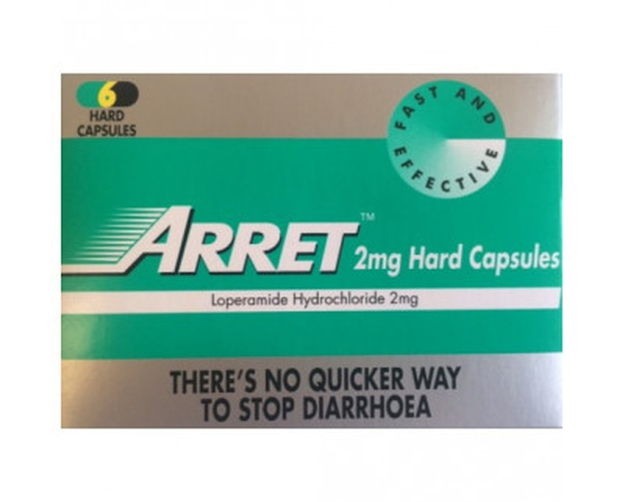 ARRET 2MG CAPS