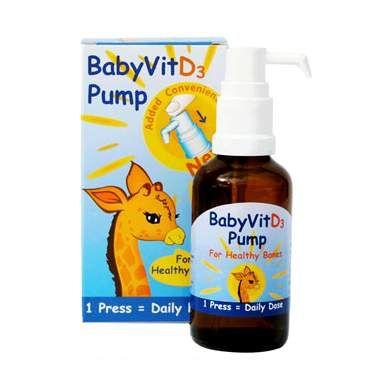 BABYVIT D3 PUMP