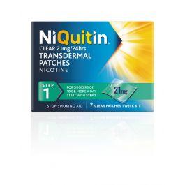 NIQUITIN CQ STEP 1 21MG X 14 GMS ONL