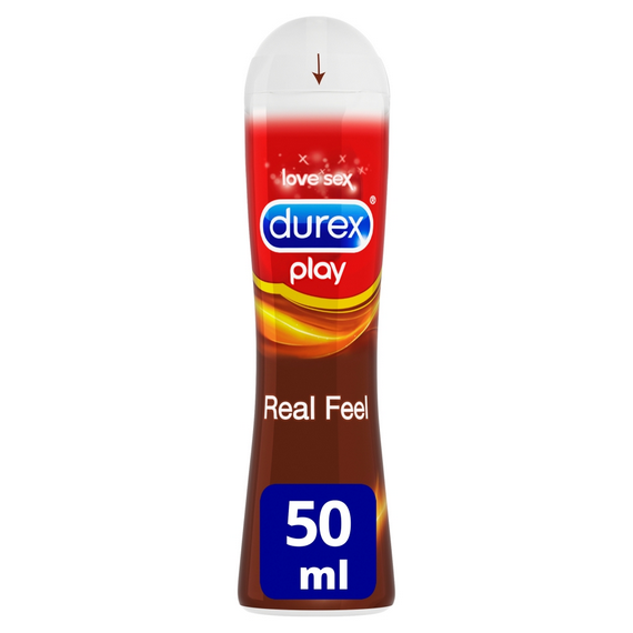 DUREX PLAY LUBE REAL FEEL