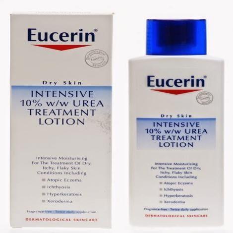 EUCERIN INTENSIVE 10% W/W UREA TREAT