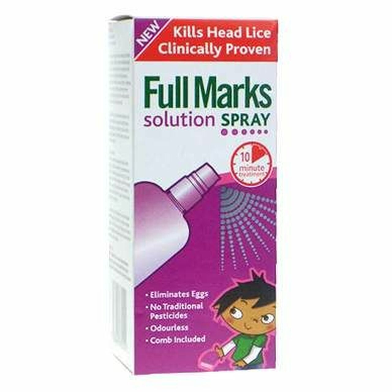 FULL MARKS SPRAY