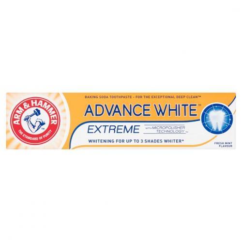ARM & HAMMER ADVANCE WHITE EXTREME