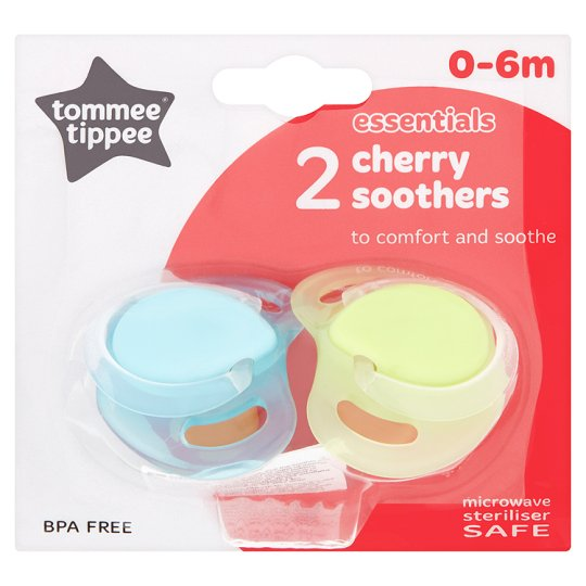 TOMMEE TIPPEE CHERRY SOOTHERS